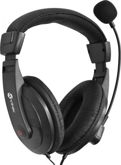 Tudo sobre 'Headset Go Play Fm35 Preto com Microfone'