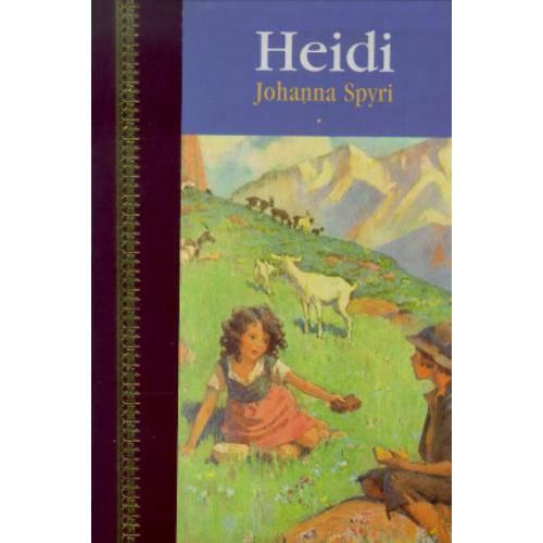 Tudo sobre 'Heidi'