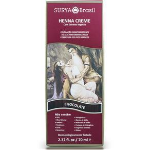 Henna Creme 70ml Surya