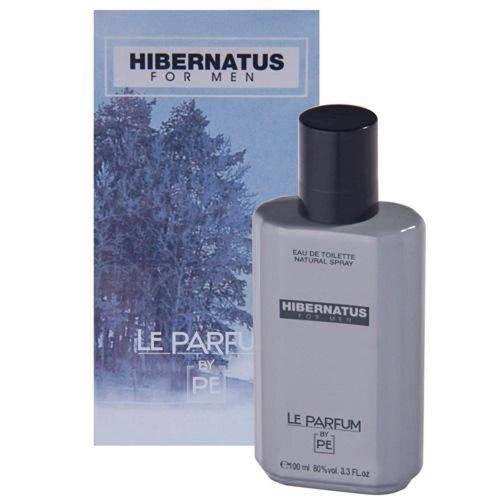 Hibernatus Eau de Toilette Paris Elysees - Perfume Masculino 100ml