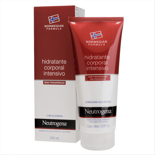 Hidratante Corporal Intensivo Neutrogena Norwegian 200ml