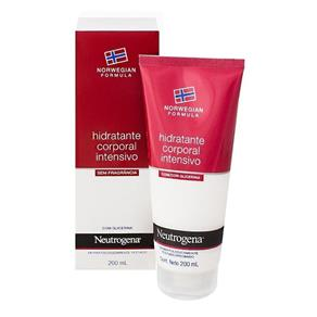 Hidratante Corporal - Neutrogena Norwegian Intensivo - 200ml