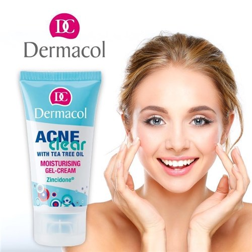 Hidratante Facial Anti-Acne Dermacol Acne Clear 50mL