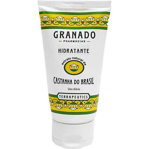 Hidratante Granado Terrapeutics Castanha do Brasil 50ml