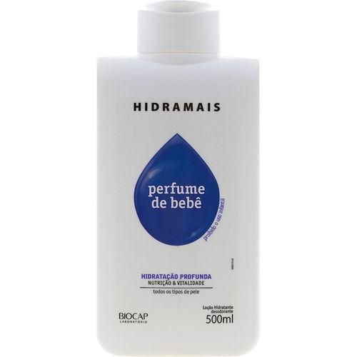Hidratante Hidramais Perfume de Bebê 500ml