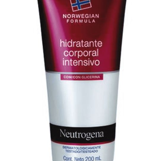 Hidratante Neutrogena Norwegian Corporal Intensivo 200ml