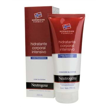 Hidratante Neutrogena Norwegian Intensivo com Perfume 200ml