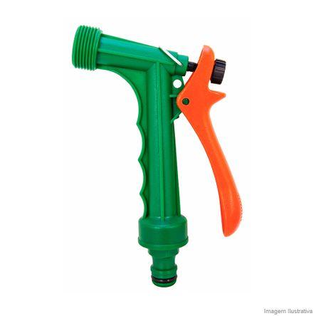 Hidropistola para Engate Rápido de Plástico 78535/400 Verde Tramontina