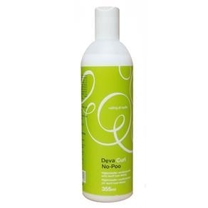 Higienizador Condicionante Sem Espuma No-Poo Deva Curl - Condicionador Hidratante - 355ml
