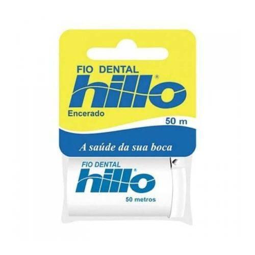 Tudo sobre 'Hillo Fio Dental 50m'