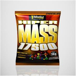 Hiper Mass 17500 Refil - Atlhetica Nutrition - Baunilha