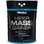 Hiper Mass Gainer 1,5kg - Atlhetica-Chocolate