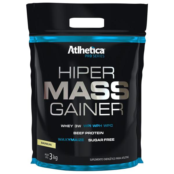 Hiper Mass Gainer 1KG - Atlhetica - Atlhetica Nutrition