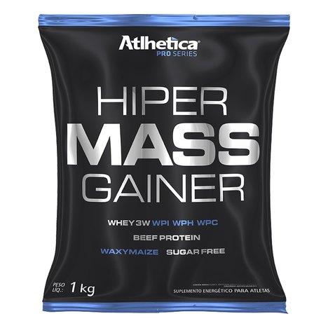 Hiper Mass Gainer 1Kg Atlhetica - Baunilha