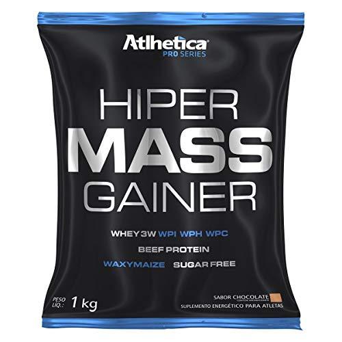HIPER MASS GAINER 1KG ATLHETICA - Chocolate