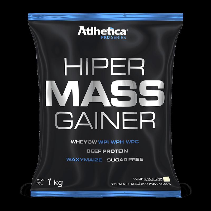 Hiper Mass Gainer (1kg) Atlhetica Nutrition