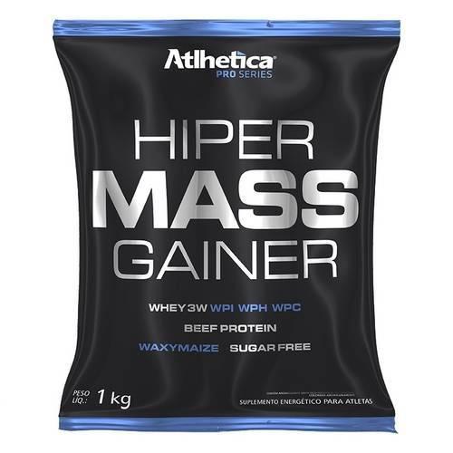 Hiper Mass Gainer 1kg Atlhetica