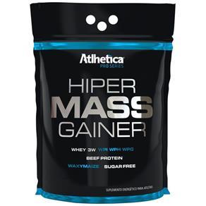 Hiper Mass Gainer - Atlhetica - 1,5 Kg - Baunilha