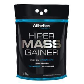 Hiper Mass Gainer Atlhetica Nutrition - Chocolate - 3 Kg