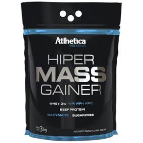 Hiper Mass Gainer - Atlhetica Nutrition - Morango - 3000 G
