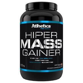 Hiper Mass Gainer Chocolate 1,5Kg - Atlhetica Nutrition