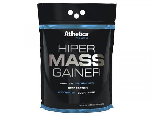 Hiper Mass Gainer Chocolate 3Kg - Atlhetica