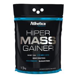 Hiper Mass Gainer (3kg) Atlhetica Nutrition - Baunilha