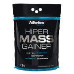 Hiper Mass Gainer (3kg) Atlhetica Nutrition - Morango
