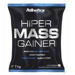 Hiper Mass Gainer Pro Series 1kg - Sabor Baunilha - Atlhetica Nutrition