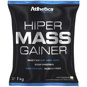 Hiper Mass Gainer - Pro Series - Atlhetica Nutrition - 1,000Kg - Morango