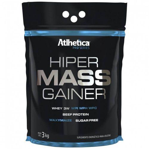 Hipercalórico HIPER MASS GAINER PRO SERIES - Atlhetica - 3kg