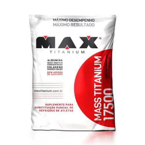 Hipercalórico Mass Titanium 17500 - 3kg - Max Titanium
