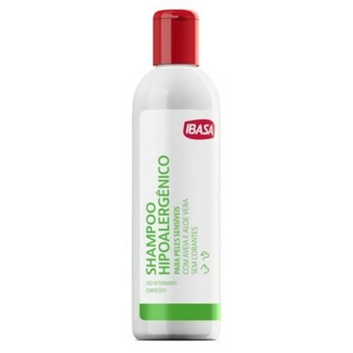 Tudo sobre 'Hipoalergênico Shampoo Ibasa 200ml'