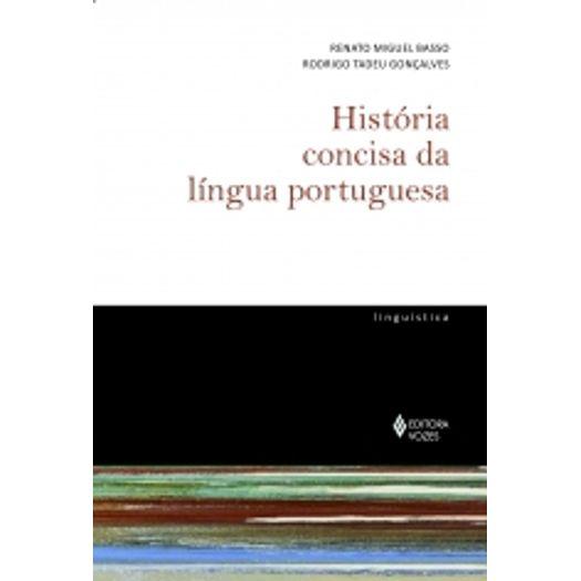 Historia Concisa da Lingua Portuguesa - Vozes