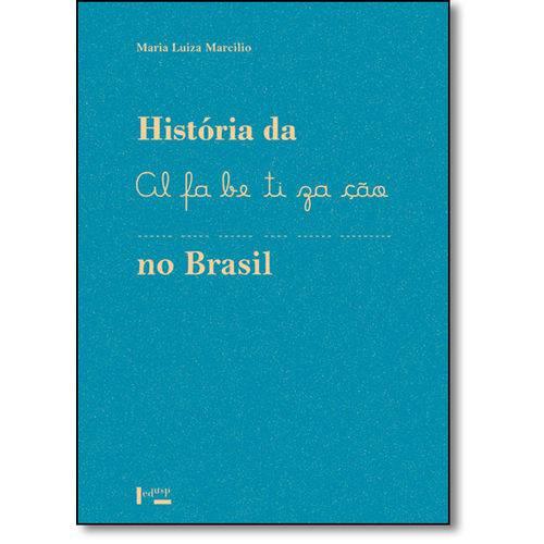 História da Alfabetização no Brasil