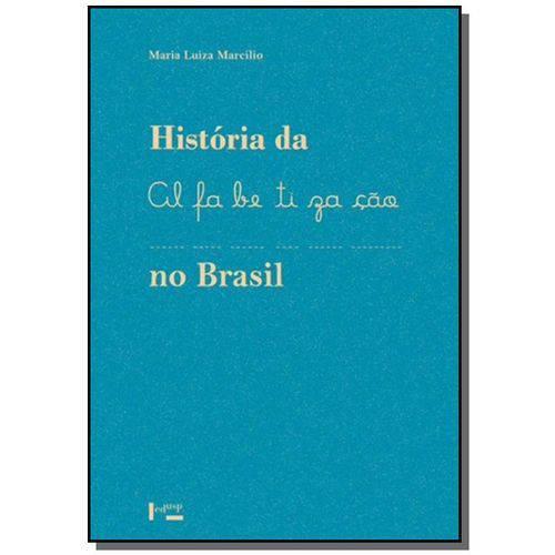 Historia da Alfabetizacao no Brasil