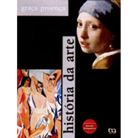 Tudo sobre 'História da Arte'