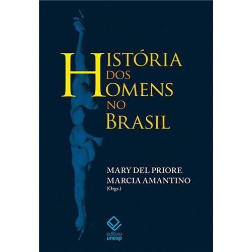 Tudo sobre 'História dos Homens no Brasil'