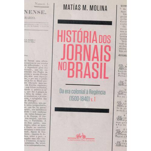 História dos Jornais no Brasil