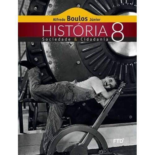 Tudo sobre 'Historia, Sociedade Cidadania - 8º Ano'