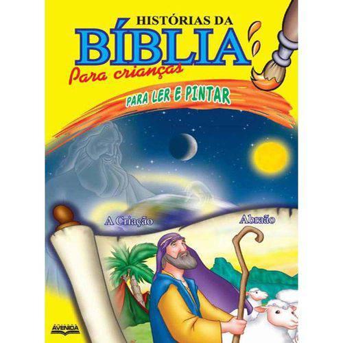 Tudo sobre 'Histórias da Bíblia para Criança'