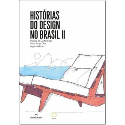 Histórias do Design do Brasil - Vol.2