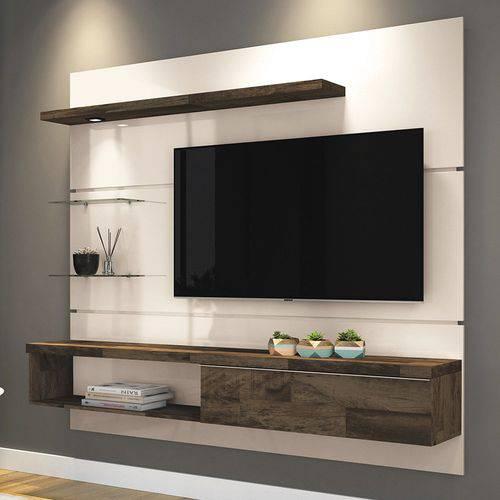 Tudo sobre 'Home Suspenso Ores 1.8 Tv Até 55 Polegadas Hb Móveis'