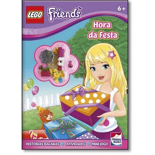 Tudo sobre 'Hora da Festa - Coleção Lego Friends'