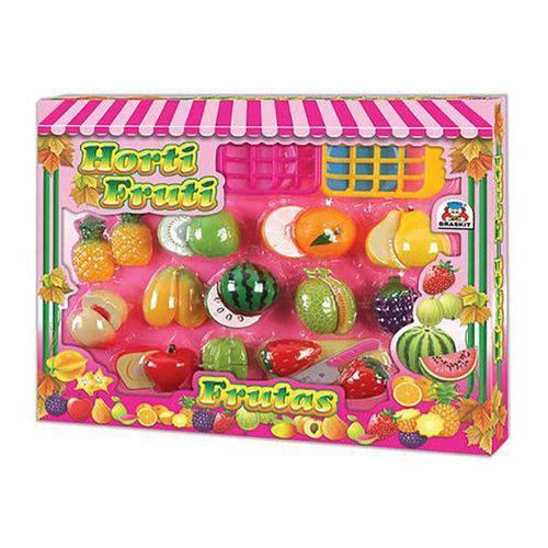 Tudo sobre 'Hortifruti Frutas 8600 Braskit'