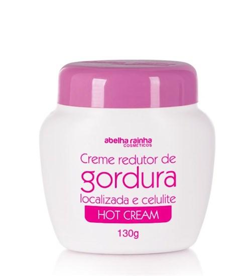 Hot Cream – Creme Redutor de Gordura Localizada e Celulite 130G - 4017