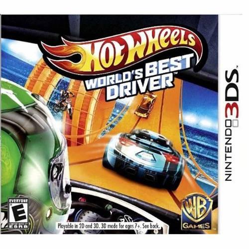 Tudo sobre 'Hot Wheels - Worlds Best Driver 3ds'
