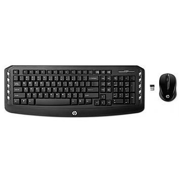 HP KIT Teclado e Mouse Wireless