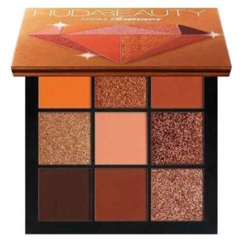 Huda Beauty - Obsessions Eyeshadow Paleta - Topaz - 10g