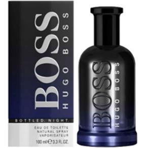 Hugo Boss Bottled Night Perfume Masculino Eau de Toilette 100 Ml